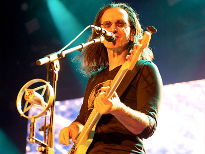 Geddy Lee - RUSH