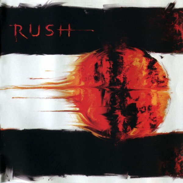 RUSH Vapor Trails Cover