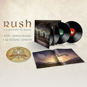 A Farewell To Kings 40th Anniversary Release Rush Com