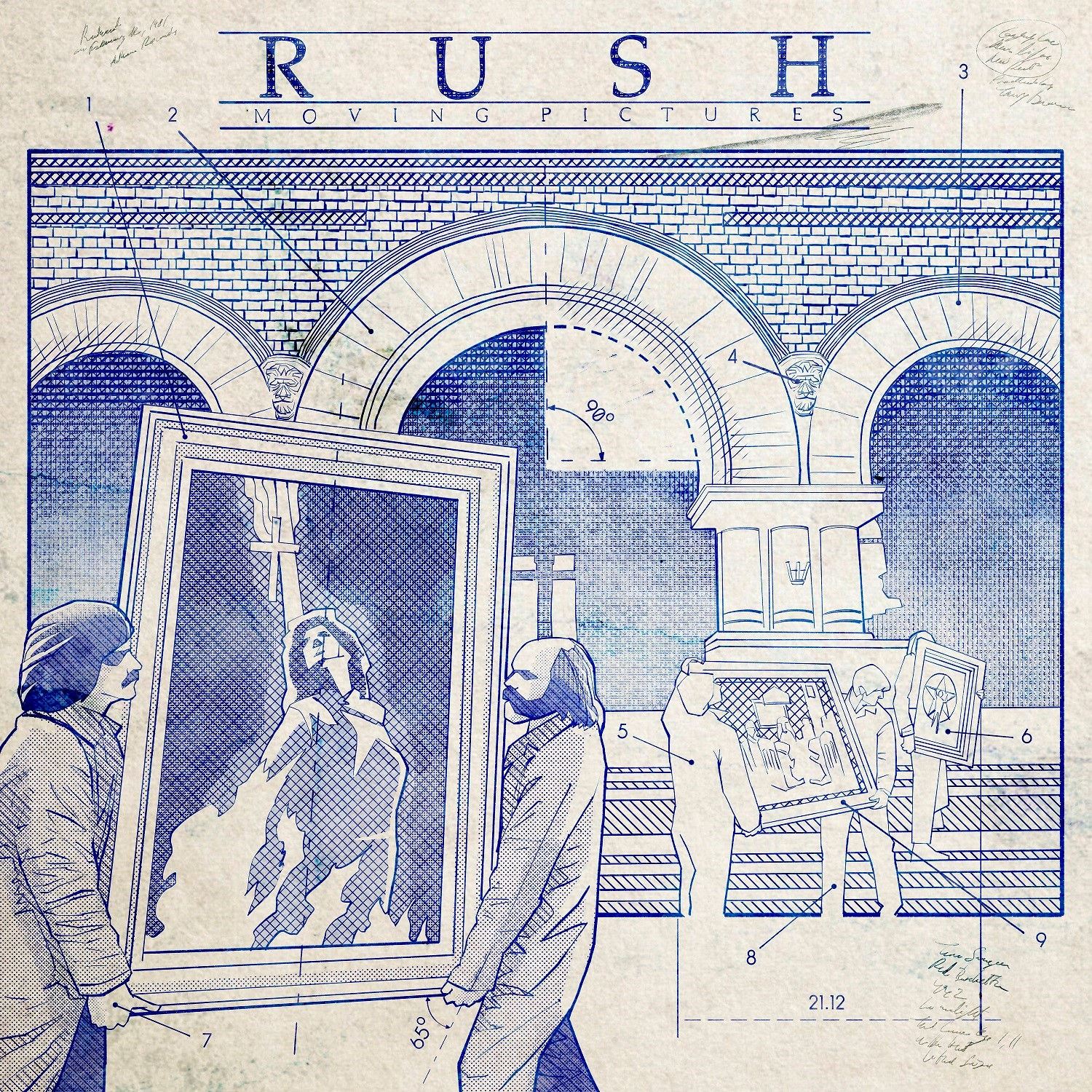 Rush official news and information about the legendary rock blueprints malvernweather Images