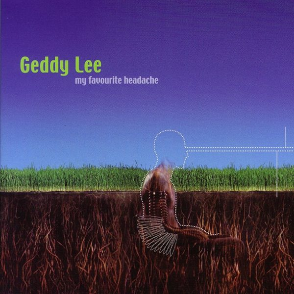 RUSH Geddy Lee – My Favourite Headache