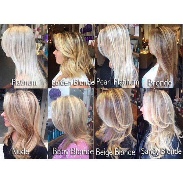 Balayage the new blondes