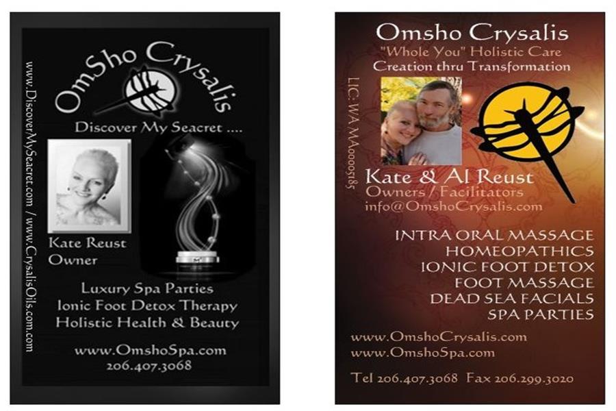 Omsho Crysalis & Omsho Spa