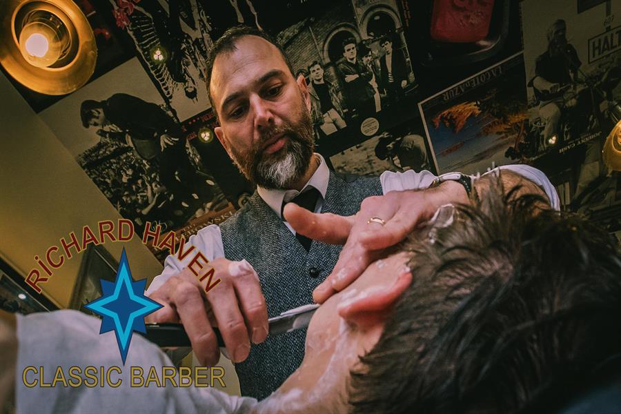 Richard Haven Classic Barbers