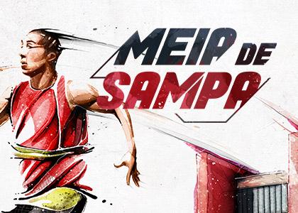 Meia de Sampa