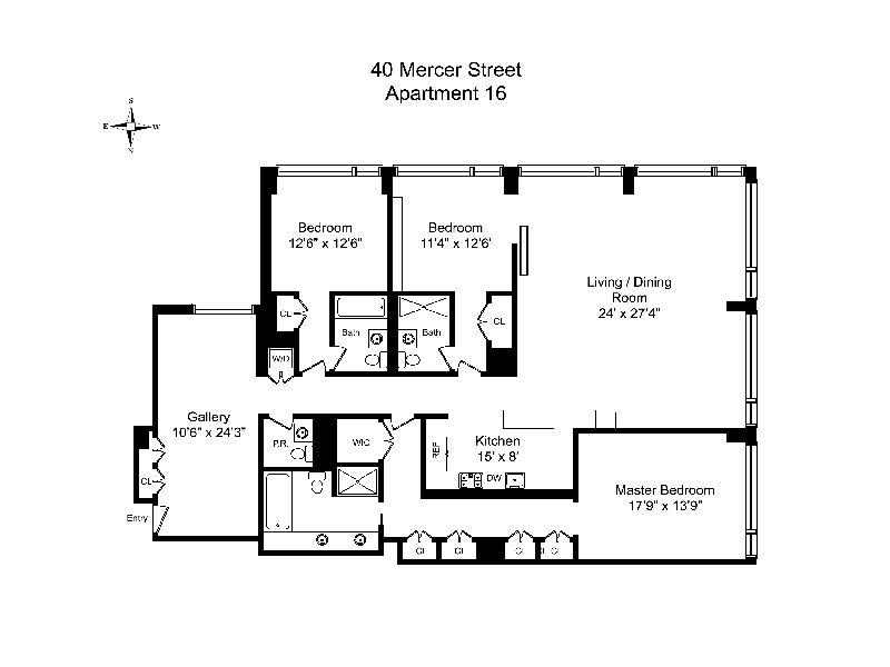40 Mercer Street