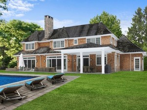 New and Pristine Sagaponack Dream Home