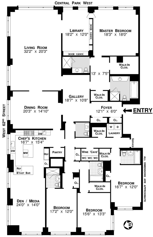 Luxury Rental Building Upper East Side Nyc