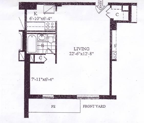 45 overlook terrace 6d co op apartment sale in hudson