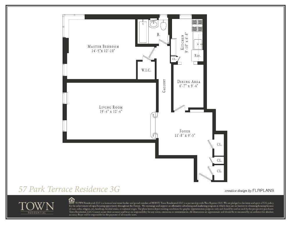 57 park terrace west 3g co op apartment sale in inwood for 100 park terrace west