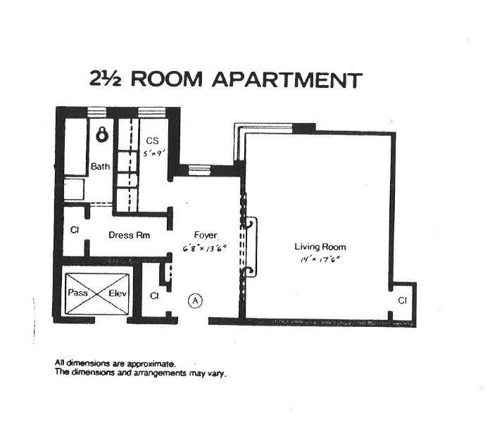 95 park terrace east 1a co op apartment sale in inwood for 67 park terrace east