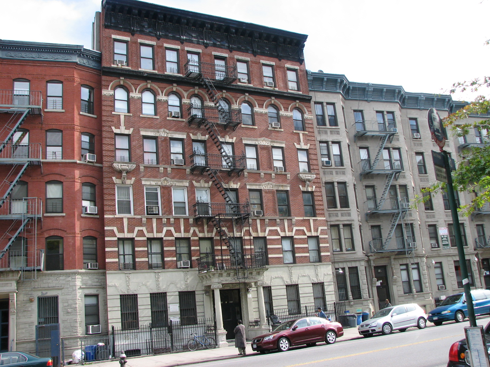 448 saint nicholas avenue 5c in central harlem manhattan for Apartments for sale harlem