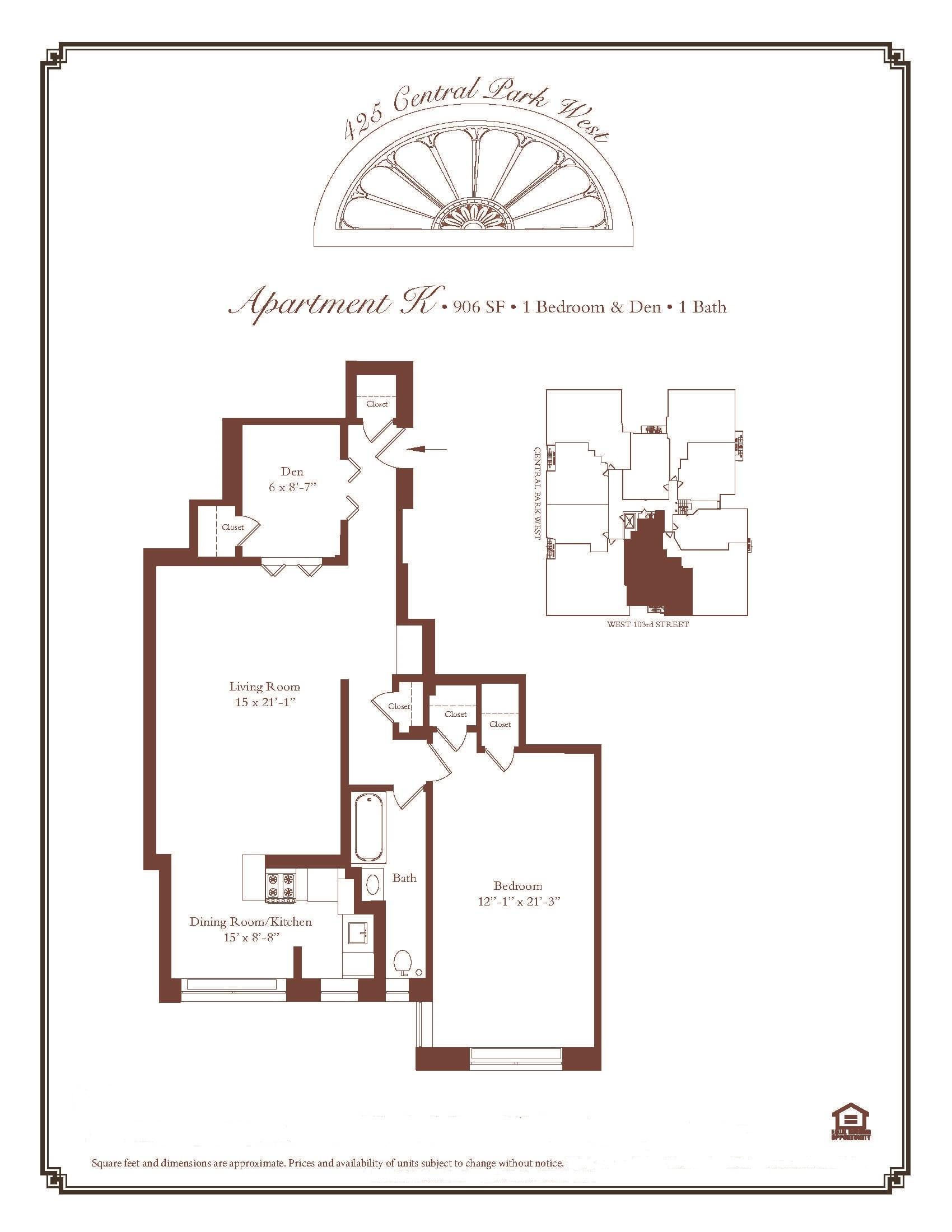 425 Central Park West 3k Condo Apartment Rental In Manhattan Valley Manhattan Streeteasy