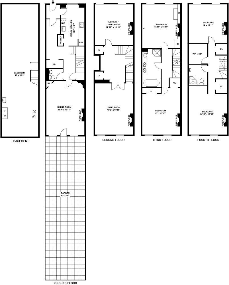 437 east 84th st townhouse sale in yorkville manhattan for 120 east 16th street 4th floor new york ny 10003