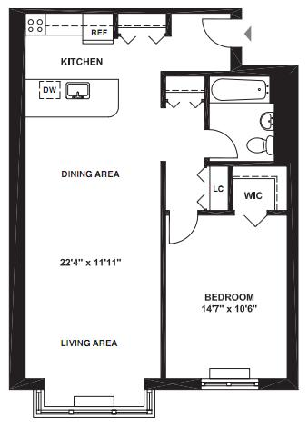 245 East 124th St 12p Building Apartment Rental At
