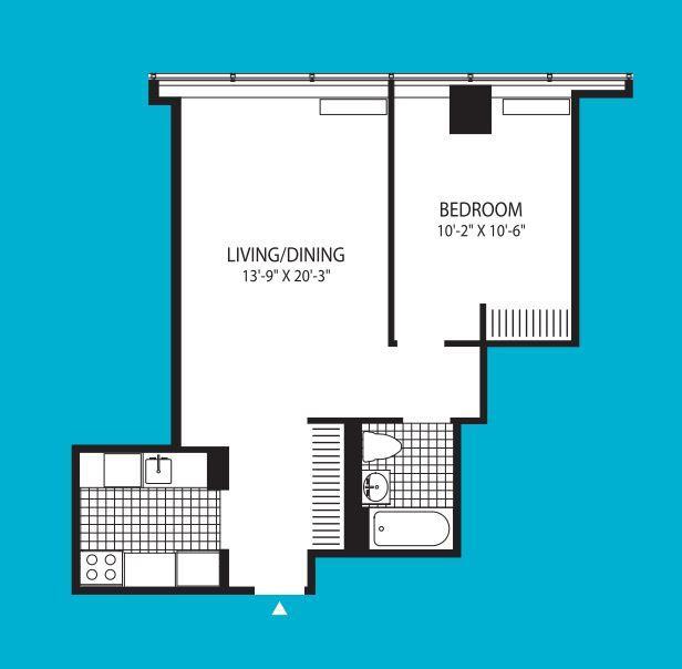 200 water st 1916 rental unit apartment rental in fulton seaport