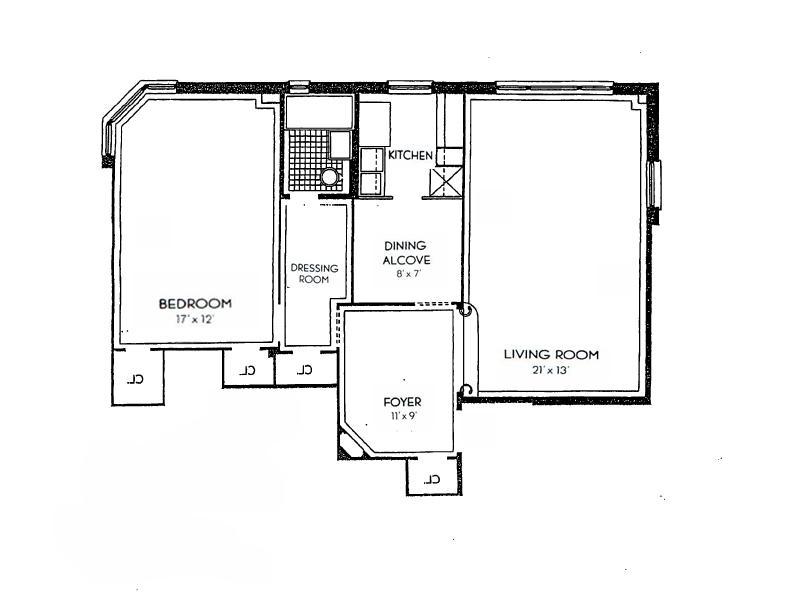 67 park terrace east c73 co op apartment sale in inwood for 67 park terrace east