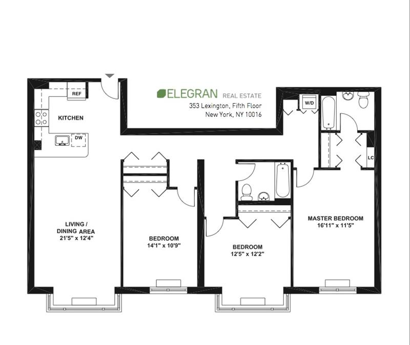 245 East 124th St 9h Rental Unit Apartment Rental At
