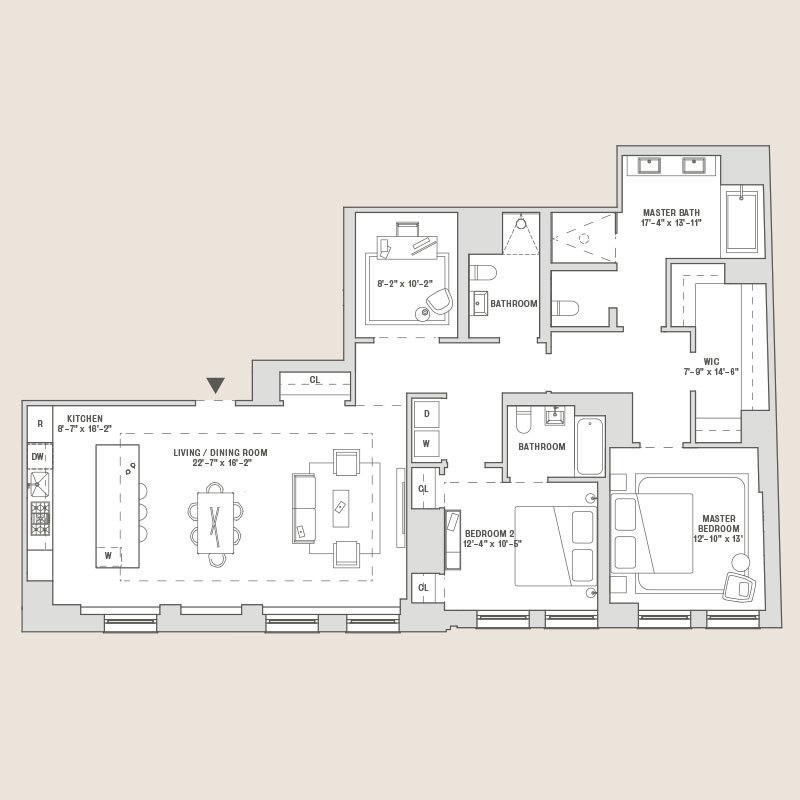 Th St Floor Plan