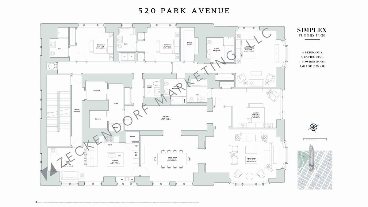 Streeteasy 520 Park Avenue In Lenox Hill 17 Sales