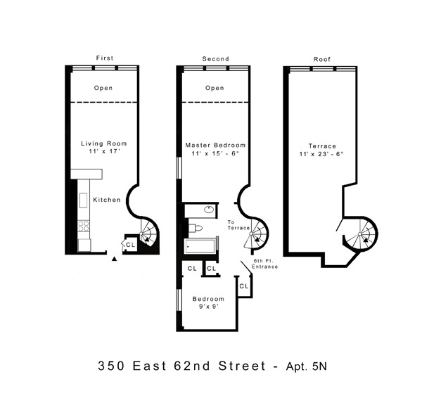 Streeteasy 350 East 62nd Street In Lenox Hill 5n Sales