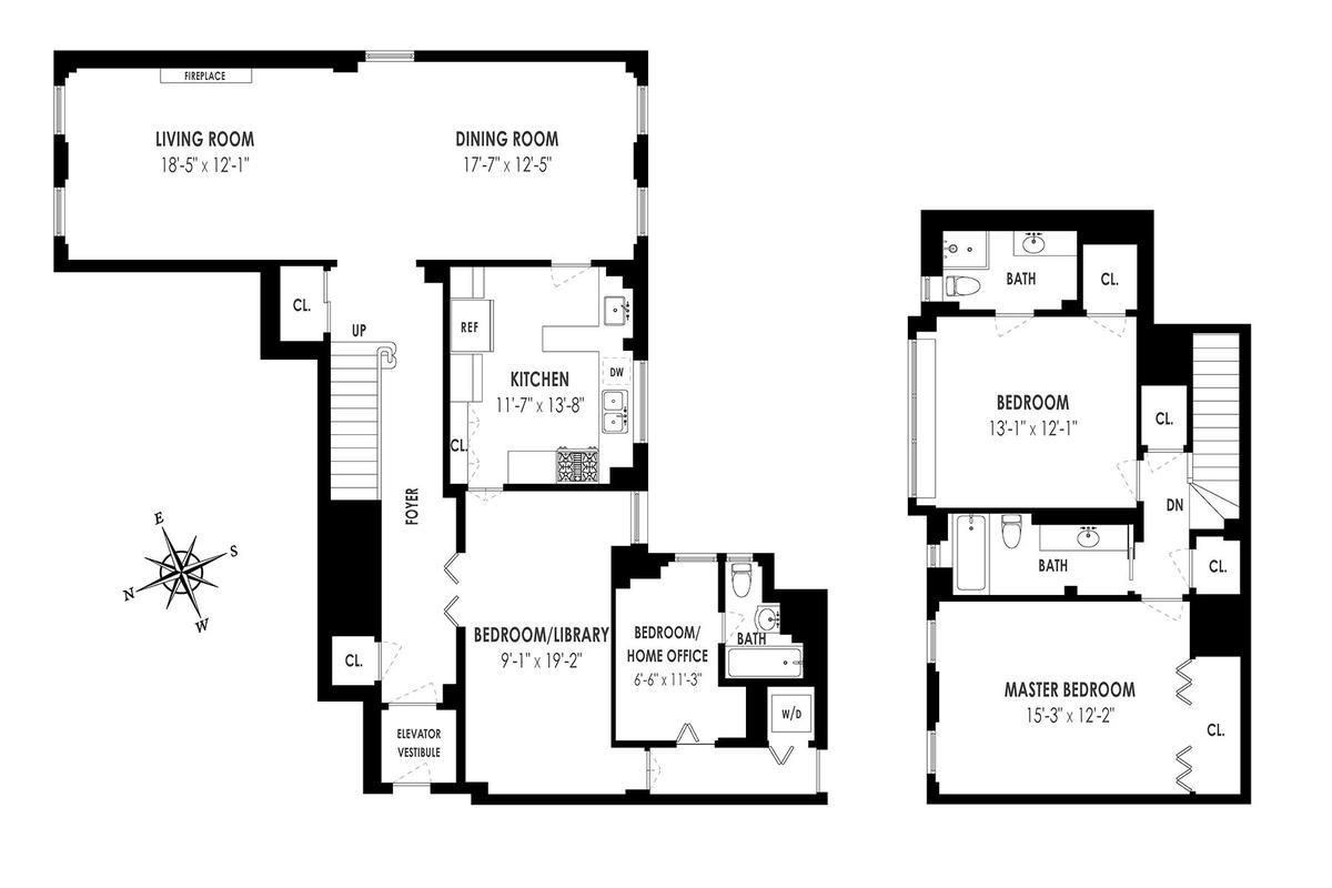 Streeteasy 829 park avenue in lenox hill 9c sales for The lenox floor plan