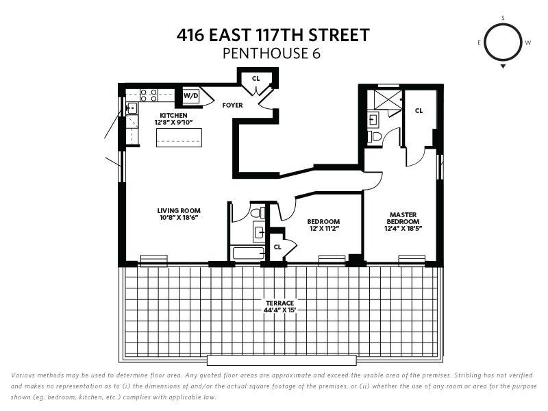 Streeteasy 416 East 117th Street In East Harlem Ph6