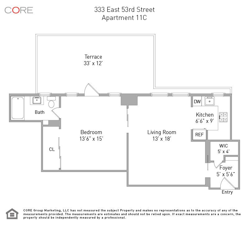 Rd Street Floor Plan