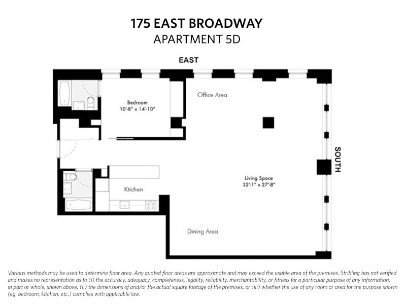Streeteasy the forward building at 175 east broadway in for 11 east broadway 13th floor new york ny 10038