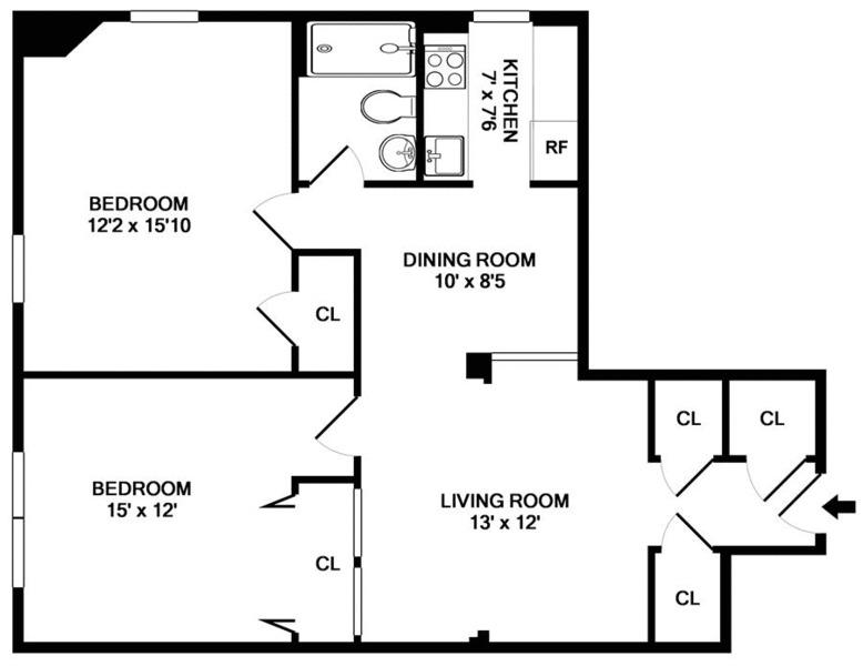Rd Street Floor 4