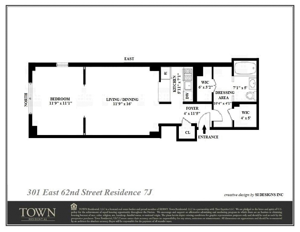Streeteasy 301 East 62nd Street In Lenox Hill 7j