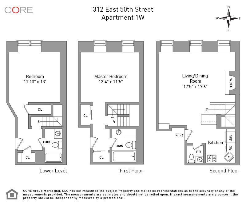 Floor Plan Nd Street