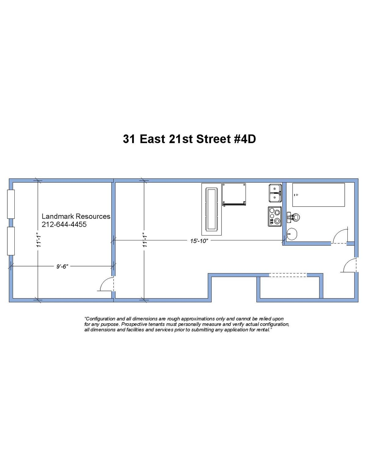 Floor Plan St Street