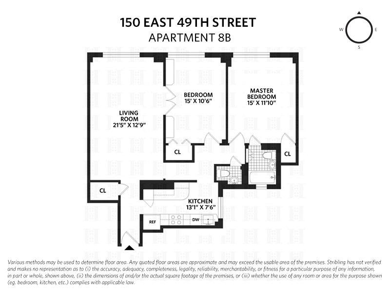 Streeteasy 150 East 49th Street In Turtle Bay 8b