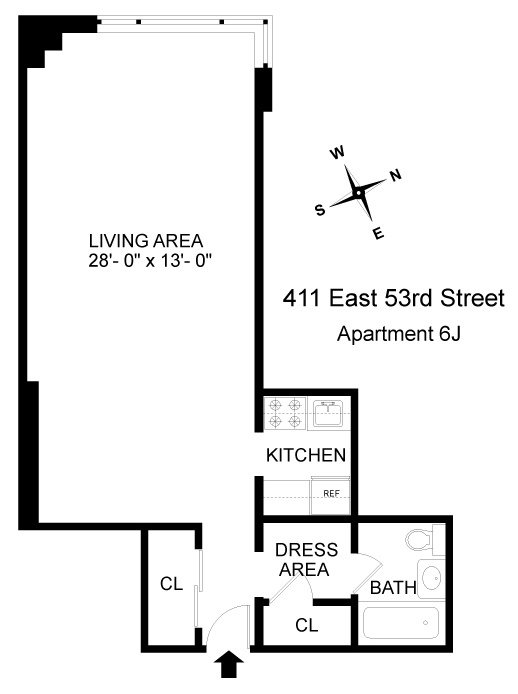 Streeteasy 411 East 53rd Street In Sutton Place 6j