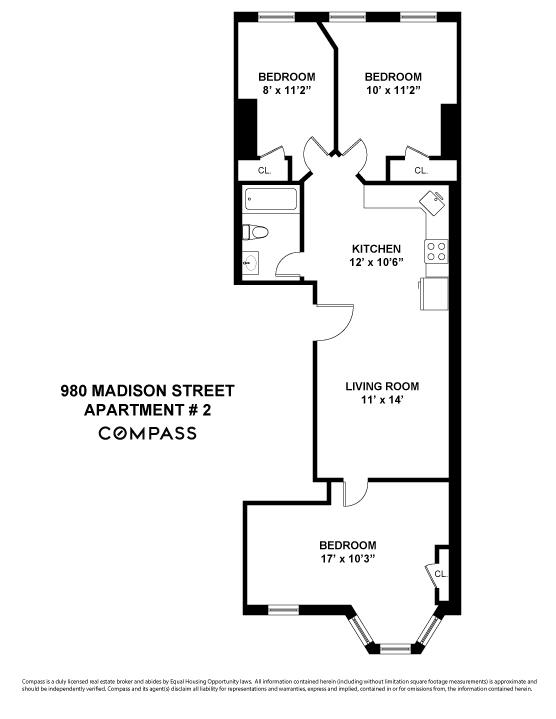 Streeteasy 980 Madison Street In Bushwick 2 Sales