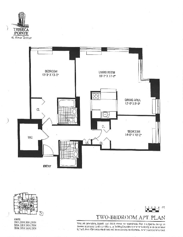 Streeteasy Tribeca Pointe At 41 River Terrace In Battery