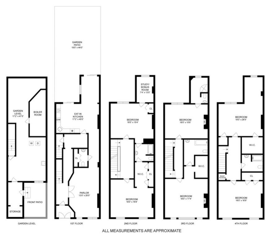 Flooring Sales Hamilton: 43 Hamilton Terrace In Hamilton Heights, Manhattan