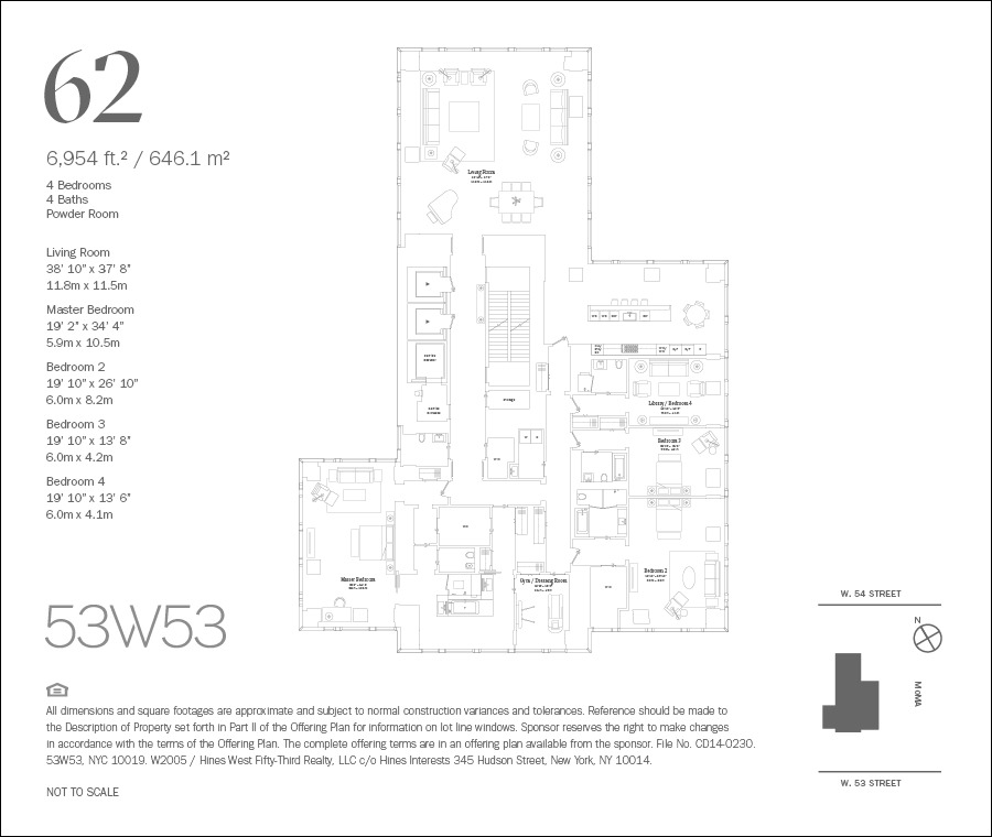 Streeteasy 53w53 At 53 West 53rd Street In Midtown 62