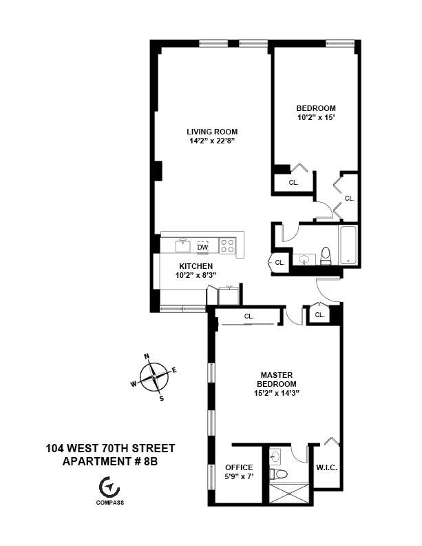 StreetEasy: The Walton Condominium at 104 West 70th Street