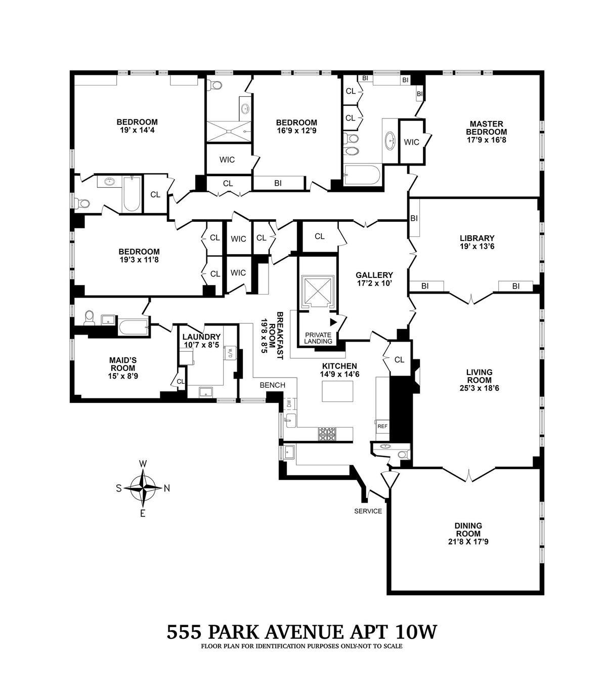 StreetEasy: 555 Park Avenue in Lenox Hill, #10W - Sales ...