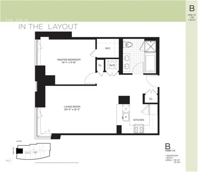 Streeteasy J Condominium At 100 Jay Street In Dumbo 16b