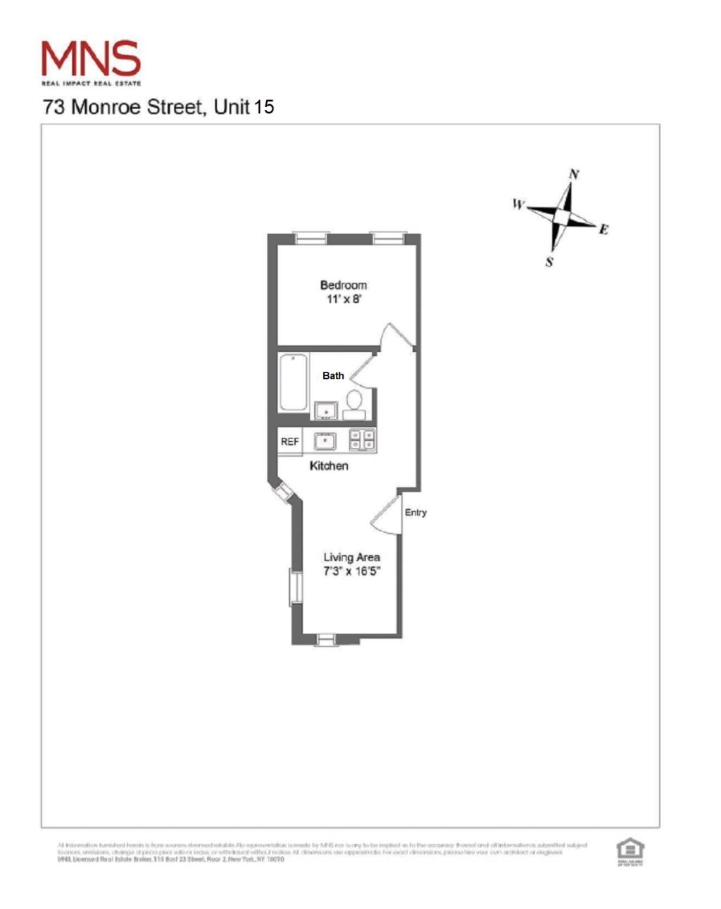 Streeteasy 73 Monroe Street In Two Bridges 15 Sales