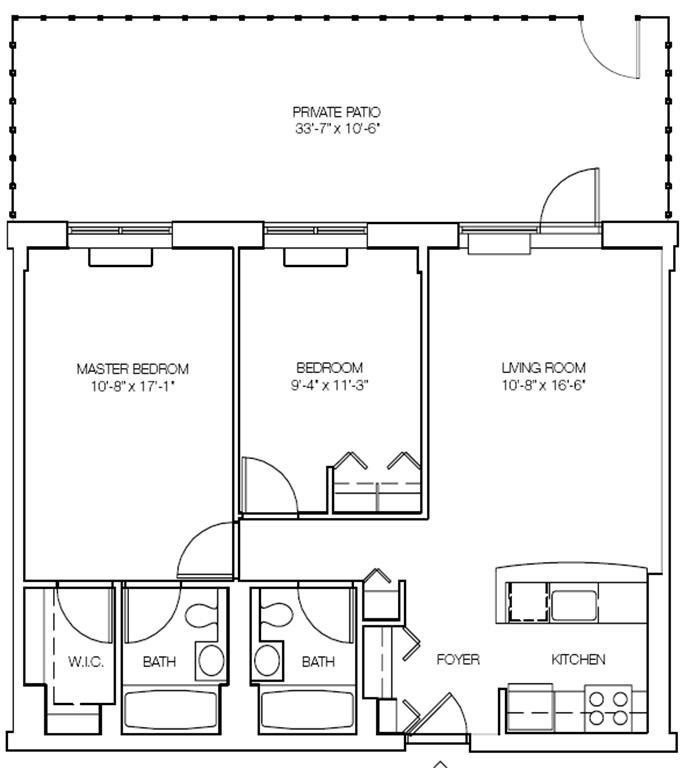 StreetEasy: 516 West 47th Street In Hell's Kitchen, #S1G