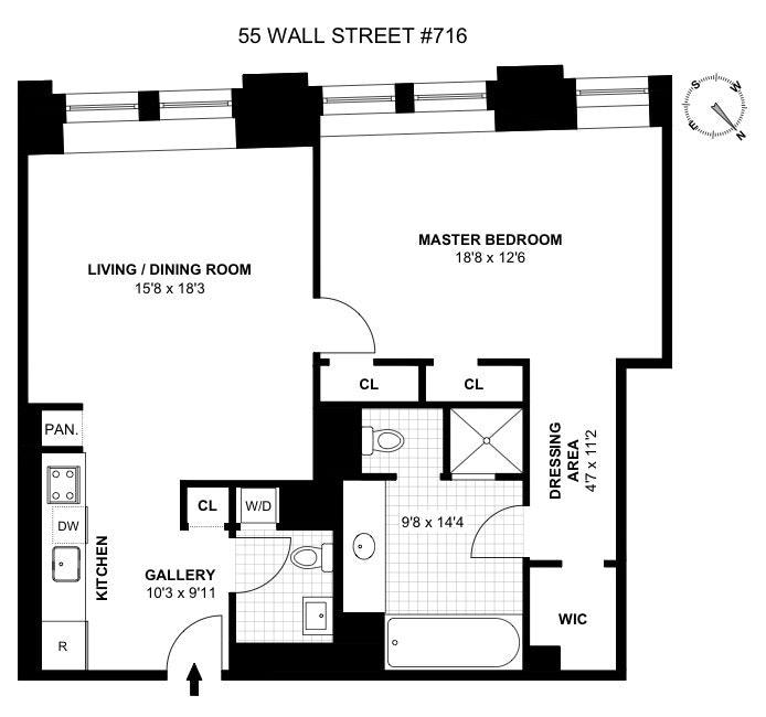 Streeteasy Cipriani Club Residences At 55 Wall At 55 Wall