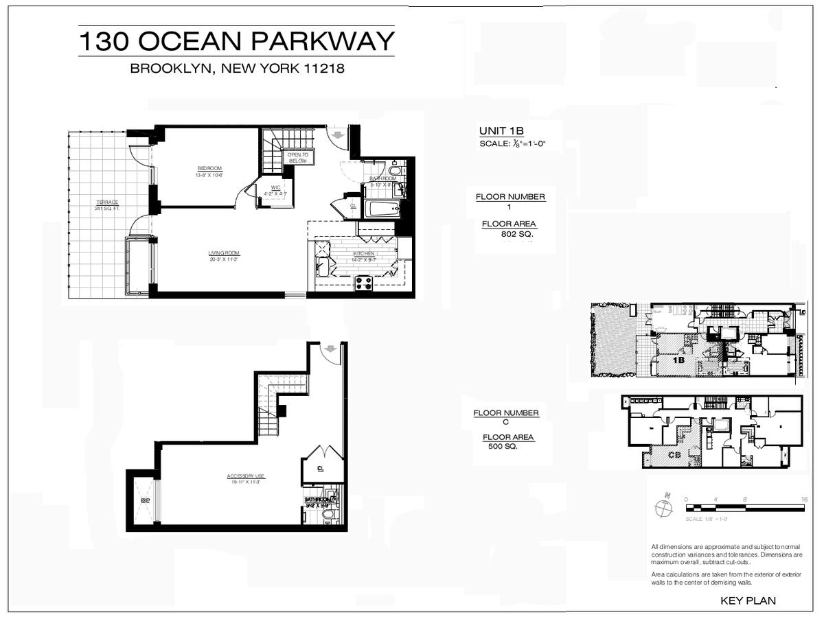 Streeteasy 130 Ocean Parkway In Kensington 1b Sales