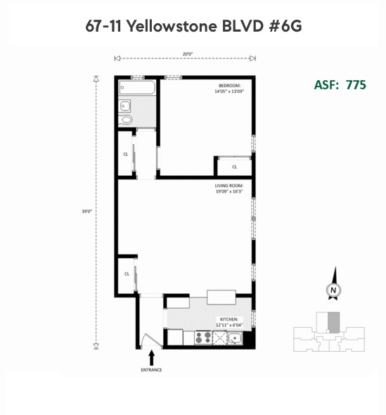 Forest Hill Village Apartments Ls: StreetEasy: 67-07 Yellowstone Boulevard In Forest Hills