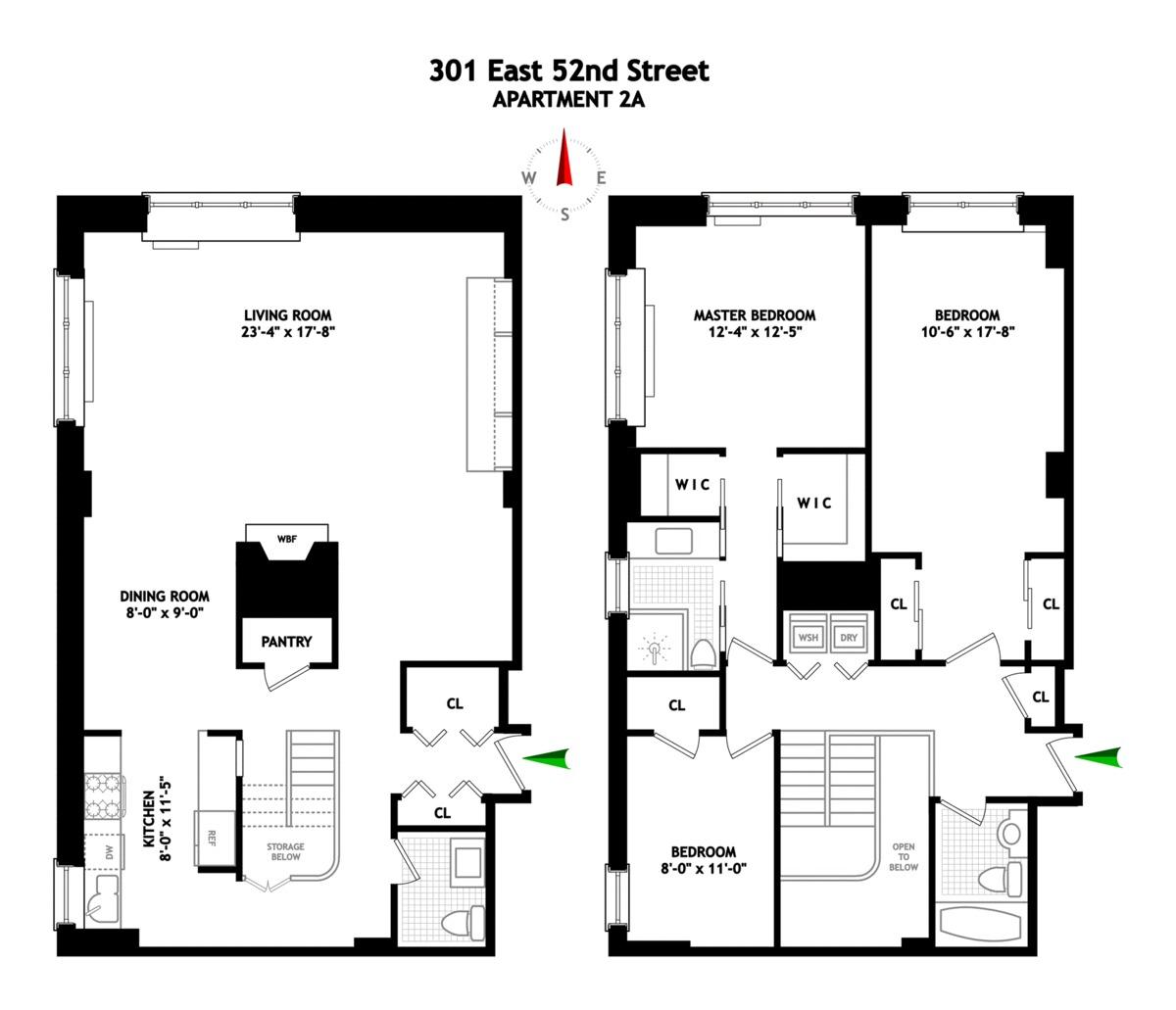 Streeteasy 301 East 52nd Street In Turtle Bay 2a
