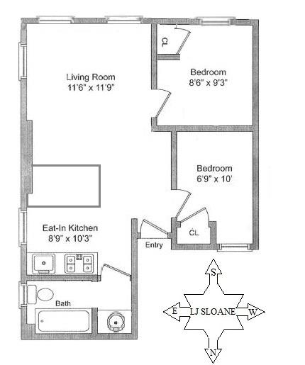 StreetEasy: 143 Waverly Place In West Village, #5F