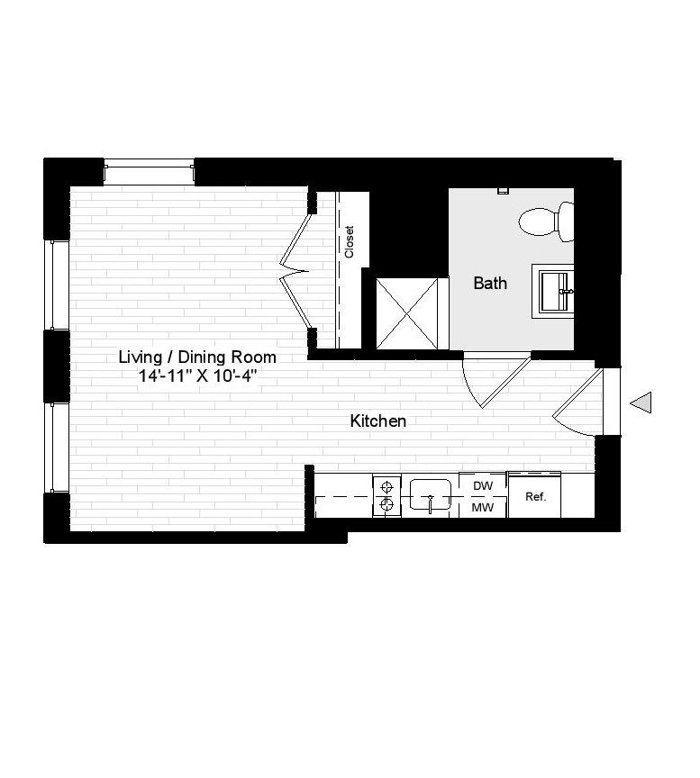 280 Ashland Place 1104 In Fort Greene Brooklyn Streeteasy